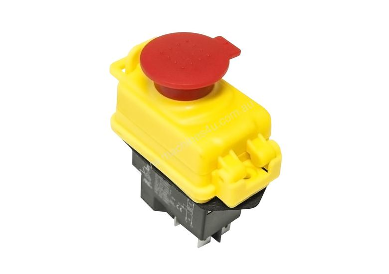 NVR Replacement Switch - suits many Carbatec machines(40x74mm plate size)