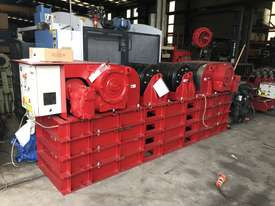 WHT-100 Rotators (100 Ton) 1 Drive + 3 Idlers - picture0' - Click to enlarge