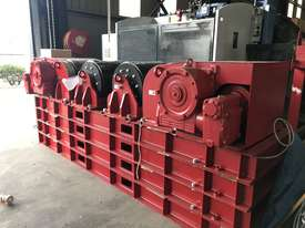 WHT-100 Rotators (100 Ton) 1 Drive + 3 Idlers - picture3' - Click to enlarge