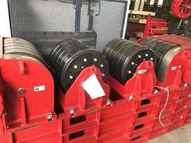 WHT-100 Rotators (100 Ton) 1 Drive + 3 Idlers - picture4' - Click to enlarge