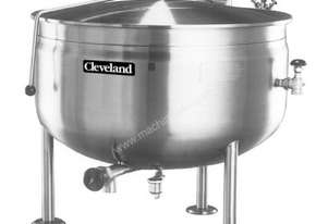 Cleveland KDL-40SH Direct Steam Stationary kettle