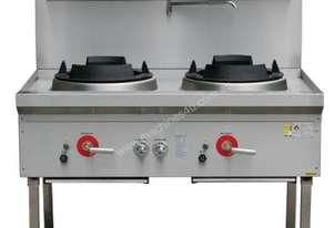 LKK LKK-2B Waterless Wok Burners
