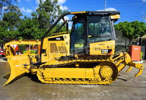 Caterpillar D4K2 XL Bulldozer Full Forestry Package DOZCATK