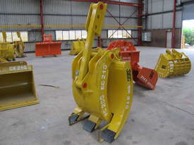2017 SEC 20ton Mechanical Grapple PC200 - picture1' - Click to enlarge