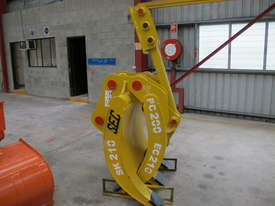 2020 SEC 20ton Mechanical Grapple PC200 - picture0' - Click to enlarge