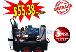 Electric Hot Water Pressure Washer Buster 2121F