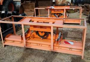 AJLR 2200mm Skid steer Dozer Blade Grader Attachments