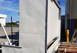 Powder Coating WET Booth