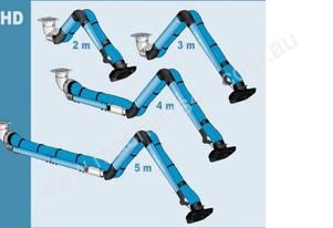 200mm Heavy Duty Extraction Arm