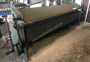 Just In - KLEEN 3050mm x 2mm Hydraulic Folder