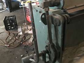 Just In - KLEEN 3050mm x 2mm Hydraulic Folder - Reduced For Quick sale - picture1' - Click to enlarge