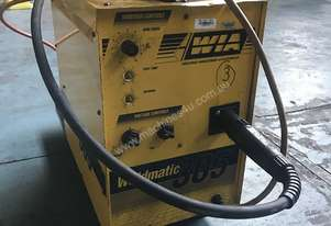 MIG Welder WIA  Weldmatic 305 Compact 280 Amp 415 Volt Heavy Duty Welding Machine