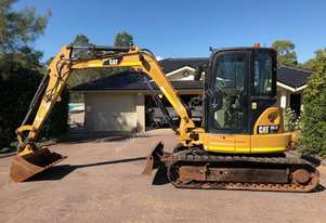2013 CATERPILLAR 305.5E CR Excavator