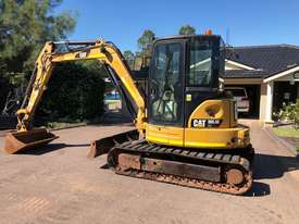 SOLD---2013 CATERPILLAR 305.5E CR Excavator - picture0' - Click to enlarge