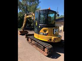 SOLD---2013 CATERPILLAR 305.5E CR Excavator - picture1' - Click to enlarge