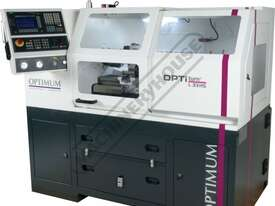 L33HS OPTi-Turn Optimum CNC Lathe Package Deal 330 x 630mm Turning Capacity - picture3' - Click to enlarge