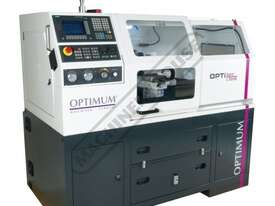 L33HS OPTi-Turn Optimum CNC Lathe Package Deal 330 x 630mm Turning Capacity - picture4' - Click to enlarge