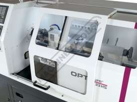 L33HS OPTi-Turn Optimum CNC Lathe Package Deal 330 x 630mm Turning Capacity - picture9' - Click to enlarge