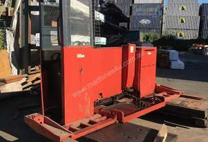 Raymond Side Loader Forklift x 2