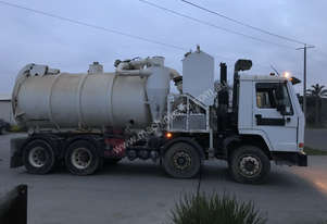 Volvo FL10 8x4 Super Sucker Vacuum Tanker