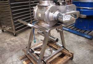 Rotary Valve (Drop Through), IN: 225mm Dia