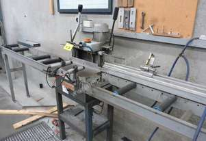 2005 Elumatec Overhead Copy Router - In Auction