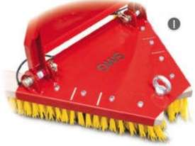 TRIANGLE BRUSH - DB1600 - picture1' - Click to enlarge
