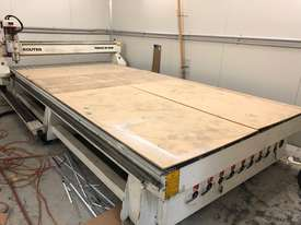 Large 4000x2000mm CNC machine - picture0' - Click to enlarge