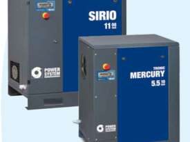 Power System Mercury Tronic 5.5kW Screw Compressor ***OVERSTOCK CLEARANCE SPECIAL*** - picture0' - Click to enlarge
