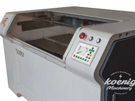 100W -1.3m x 0.9m bed - Laser Cutter/ Engraver - picture2' - Click to enlarge
