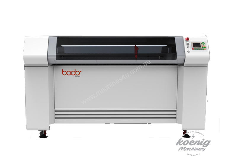 100W -1.3m x 0.9m bed - Laser Cutter/ Engraver