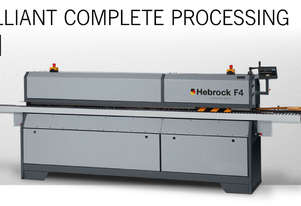 Hebrock new   F4 Edgebander