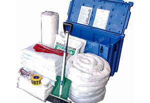 Oil & Fuel Spill Kit. 490L absorbent capacity