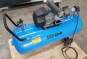 ITALIAN AIR COMPRESSORS 415v & 240v. AIR TANKS / DRYERS / OIL SEPARATOR / PIPE. WE BUY, SELL & TRADE