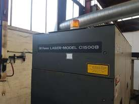 Laser Cutter Cincinatti  CL6 Fanuc  - picture2' - Click to enlarge