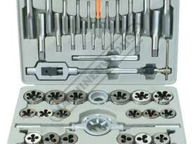 T014 Metric Alloy Steel Tap & Die Set - 45 Piece - picture0' - Click to enlarge