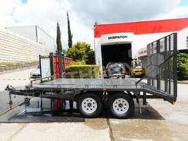 Plant Trailer 4.5 TON for Moffett Tailgater Forklifts ATTPT - picture2' - Click to enlarge