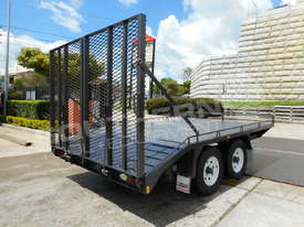 Plant Trailer 4.5 TON for Moffett Tailgater Forklifts ATTPT - picture3' - Click to enlarge