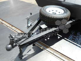 Plant Trailer 4.5 TON for Moffett Tailgater Forklifts ATTPT - picture5' - Click to enlarge