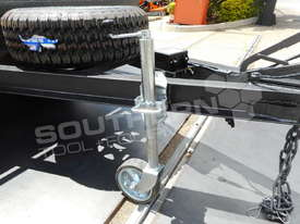 Plant Trailer 4.5 TON for Moffett Tailgater Forklifts ATTPT - picture9' - Click to enlarge