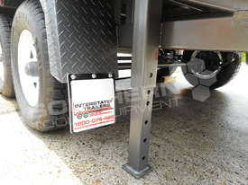 Plant Trailer 4.5 TON for Moffett Tailgater Forklifts ATTPT - picture14' - Click to enlarge