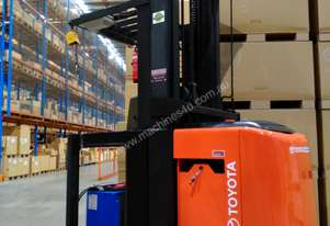 RAYMOND ORDER PICKER 520-OPC 6096MM 2012 MODEL