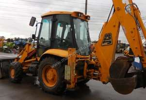 JCB 3CX 4WD FRONT END LOADER BACKHOE
