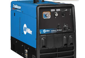 MILLER TRAILBLAZER 325 DIESEL ENGINE-DRIVING WELDER with VRD