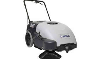 Nilfisk Advance SW750 Walk Behind Sweeper