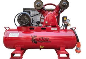 BOSS 25CFM/ 5.5HP Air Compressor
