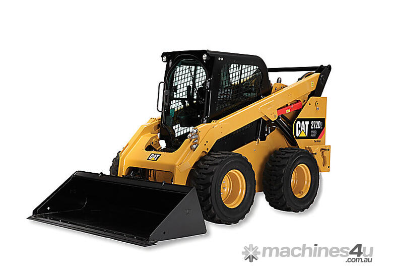 CATERPILLAR 272D2 XHP SKID STEER LOADER