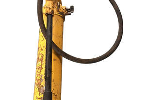 Enerpac Hydraulic Hand Pump P80 Two Speed Steel Body Porta Power