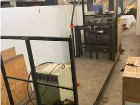 HIGH REACH FORKLIFT  - picture1' - Click to enlarge