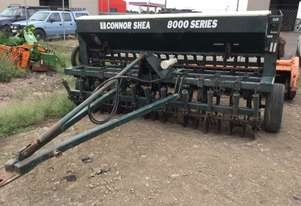 Connor Shea 8000 Series Seed Drills Seeding/Planting Equip